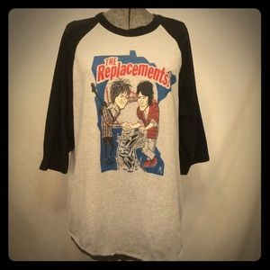 Jackets & Blazers - The replacements tee shirt